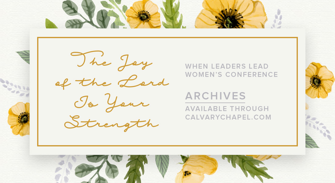 2018 When Leaders Lead Conference Archives