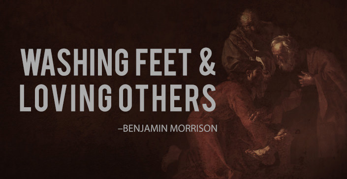 Washing Feet and Loving Others