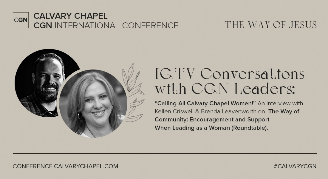 """Conference Conversations: """"The Way of Community: Encouragement and Support When Leading as a Woman""""(Roundtable)"""