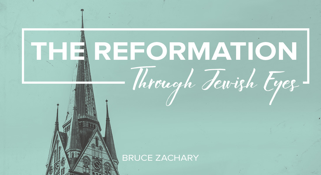 The Reformation Through Jewish Eyes
