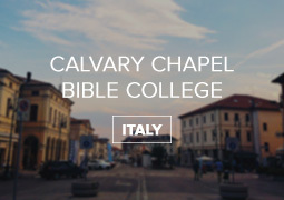 Calvary Chapel Bible College Italy