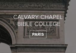 Calvary Chapel Bible College Paris