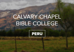Calvary Chapel Bible College Peru