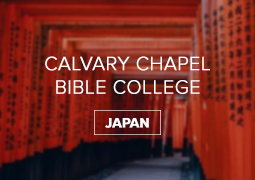 Calvary Chapel Bible College Japan