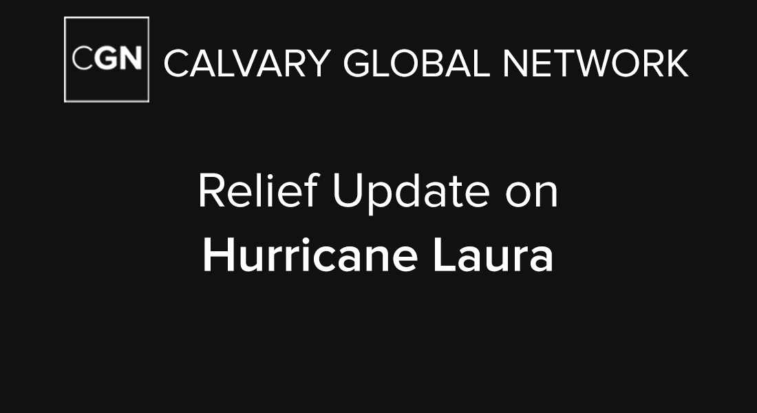 Update on Hurricane Laura