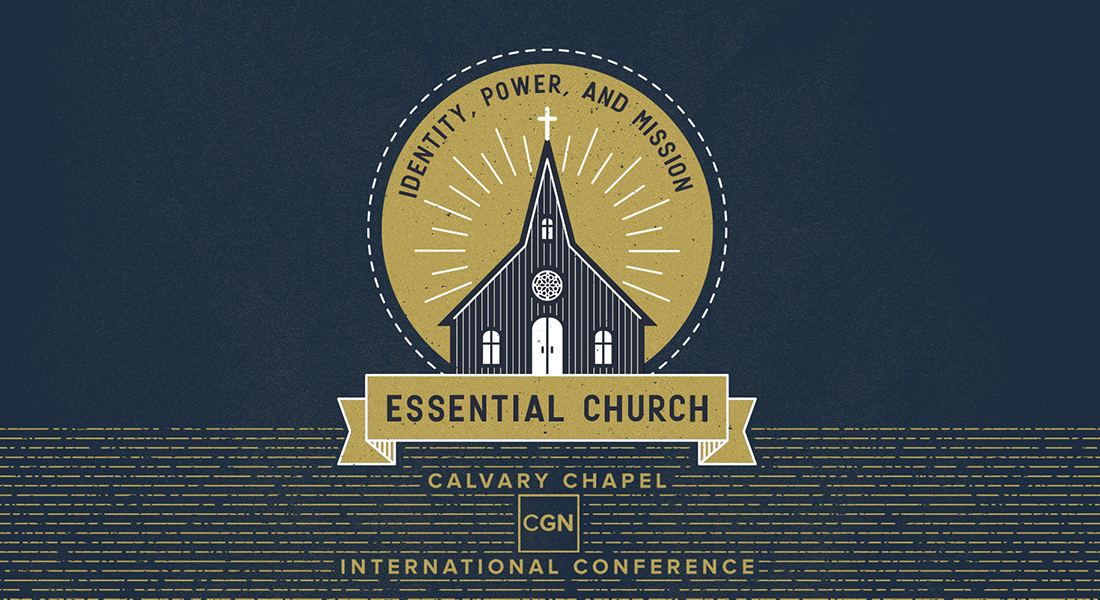 July 13-16, 2020: Calvary Chapel | CGN International Conference Online!
