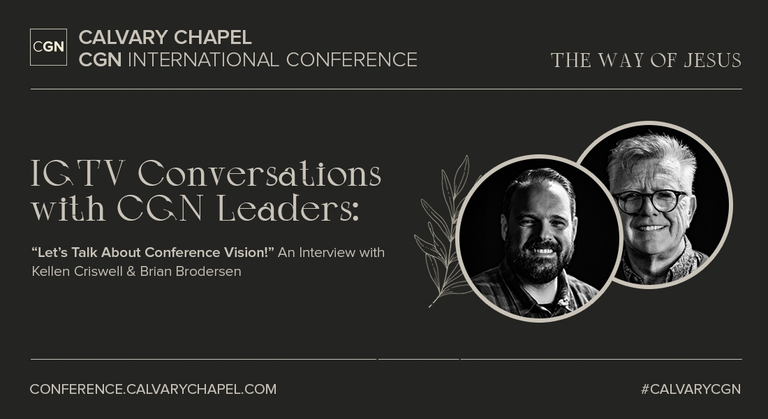 IGTV Conversations: Let's Talk About Vision!