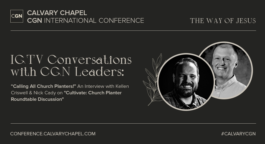 """Conference Conversations: """"Church Planter Initiative Roundtable"""""""