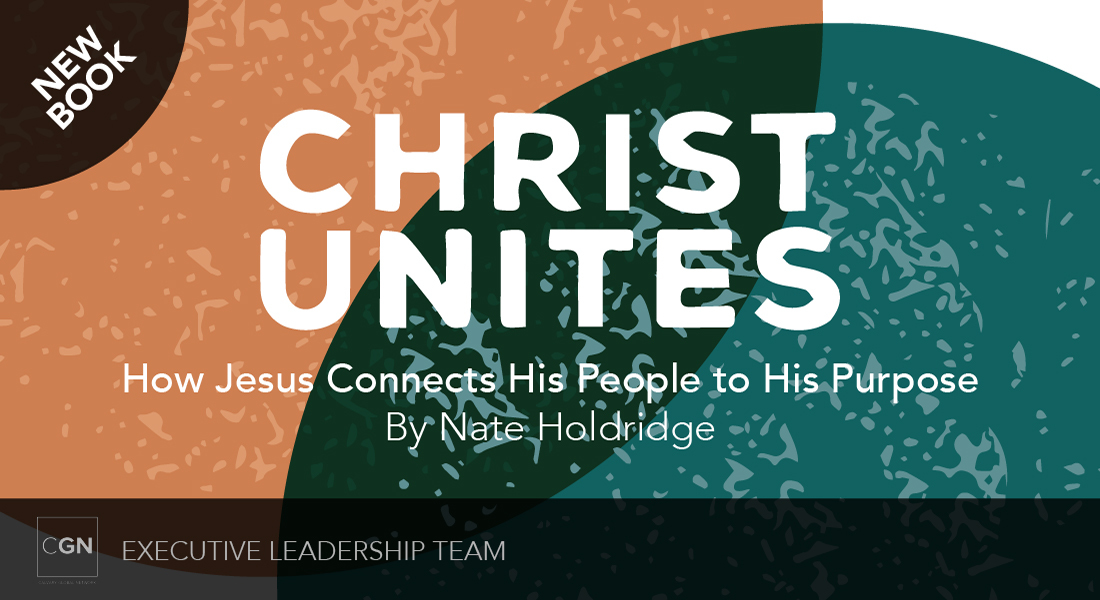 "New Book Release: ""Christ Unites""!"