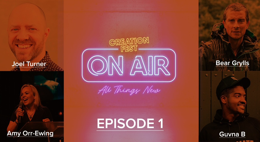 Episode 1: Creation Fest On Air