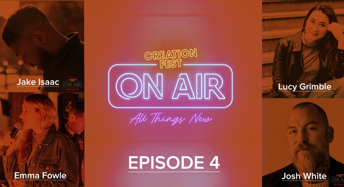 Episode 4: Creation Fest On Air