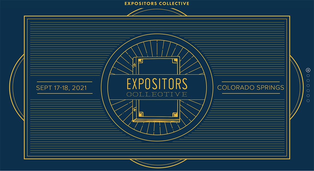 Expositors Collective Training Weekend