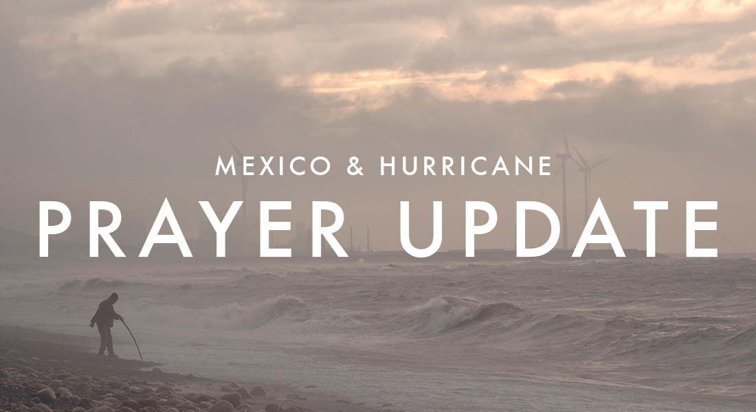 Prayer Update