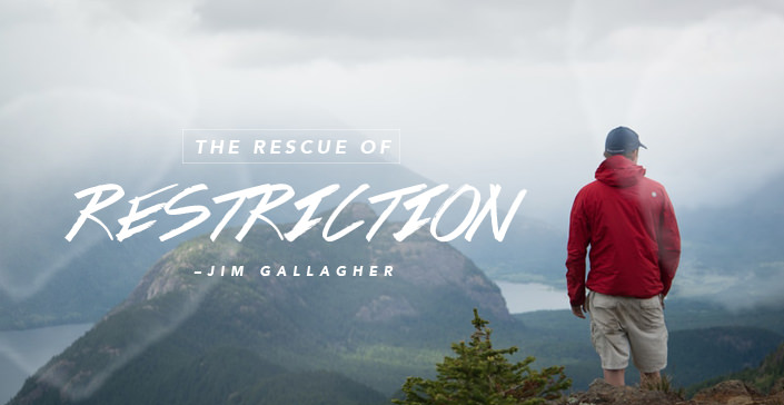 The Rescue of Restriction