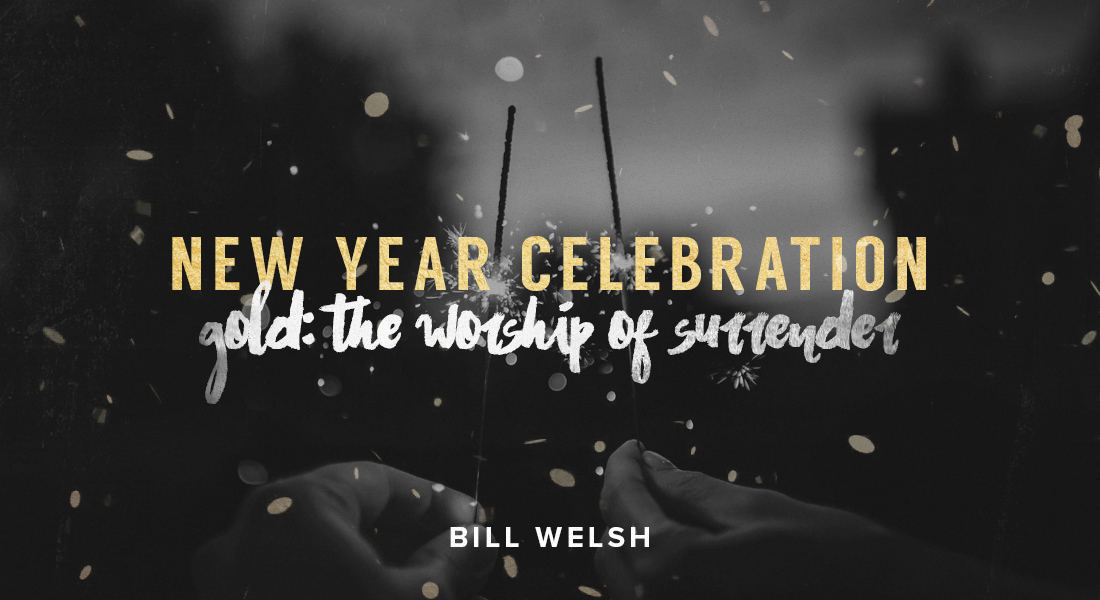 New Year Celebration – Gold: The Worship of Surrender