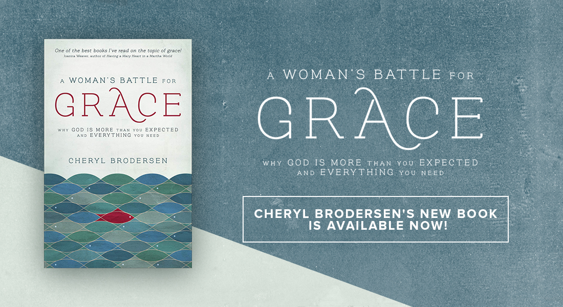 """A Women's Battle for Grace"" New Book Release!"