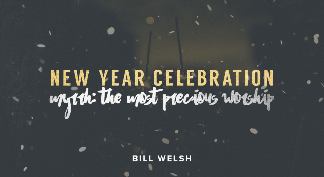 New Year Celebration – Myrrh: The Most Precious Worship