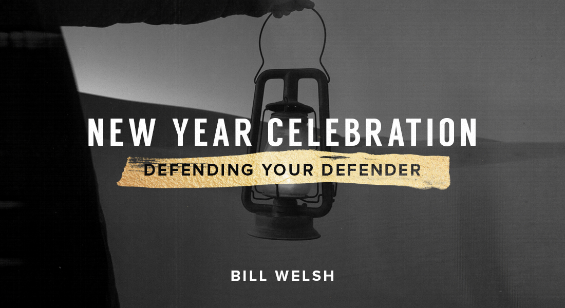 New Year Celebration – Defending Your Defender