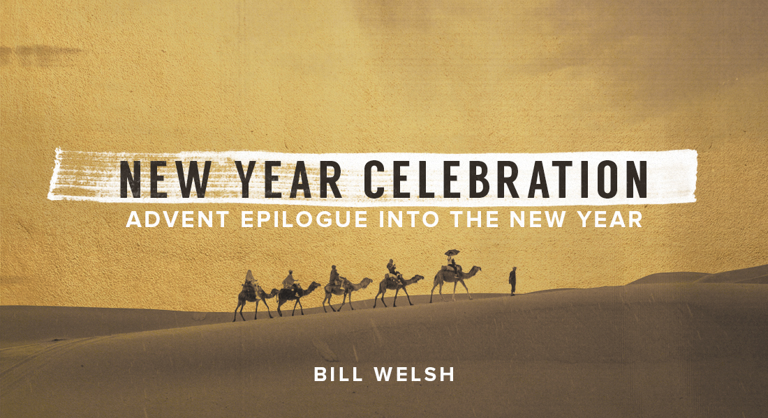 Advent Epilogue Into the New Year