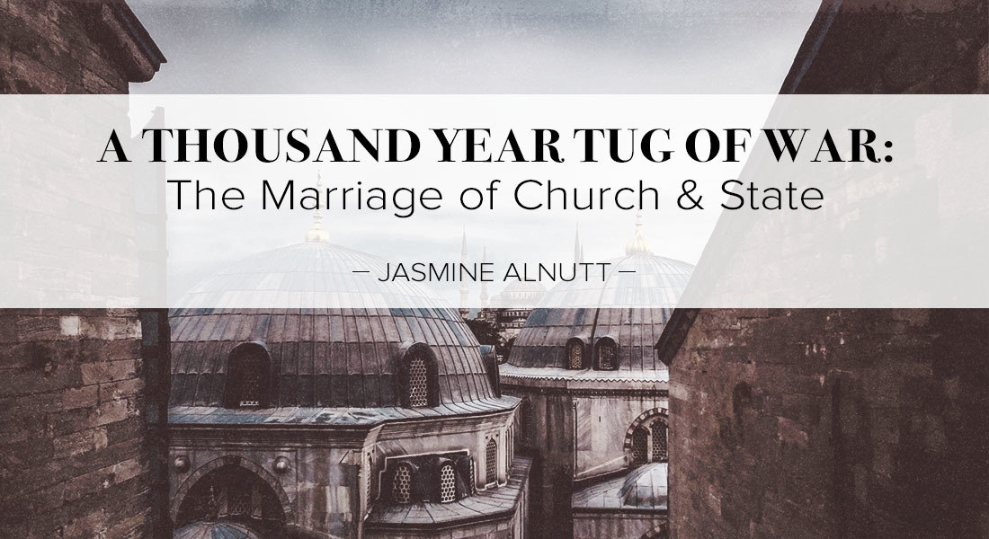 A Thousand Year Tug of War: The Marriage of Church and State