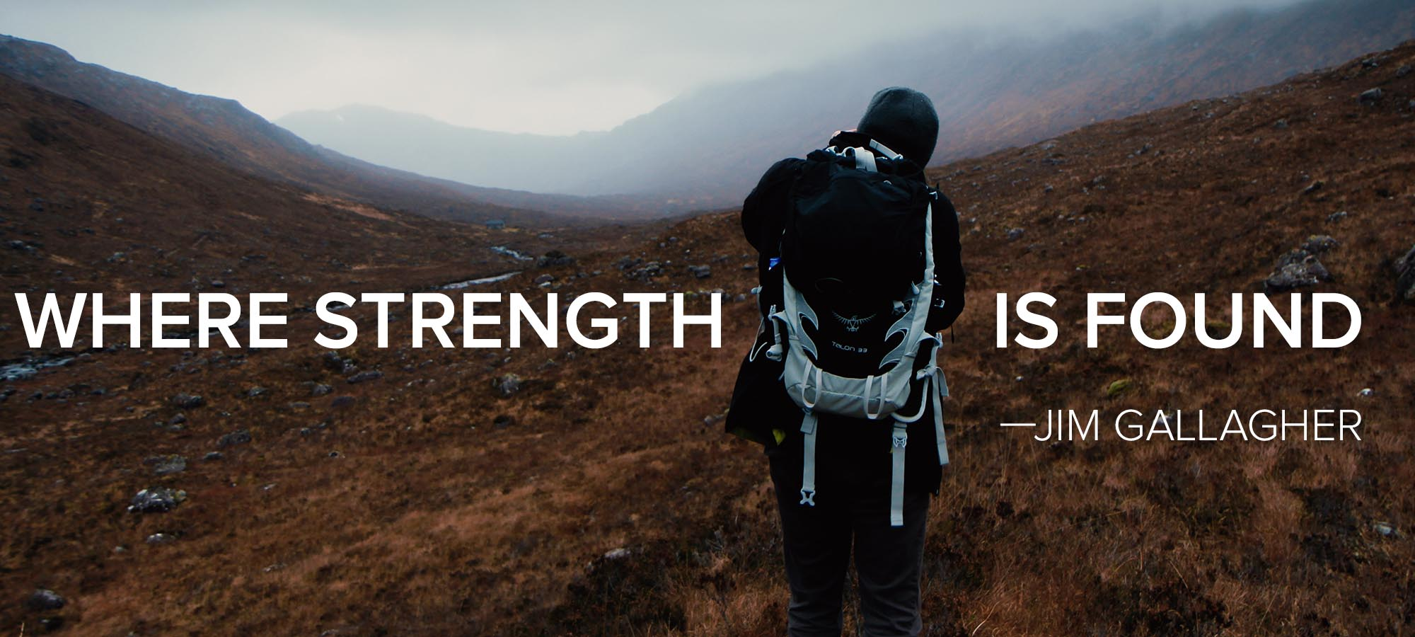 Where Strength is Found