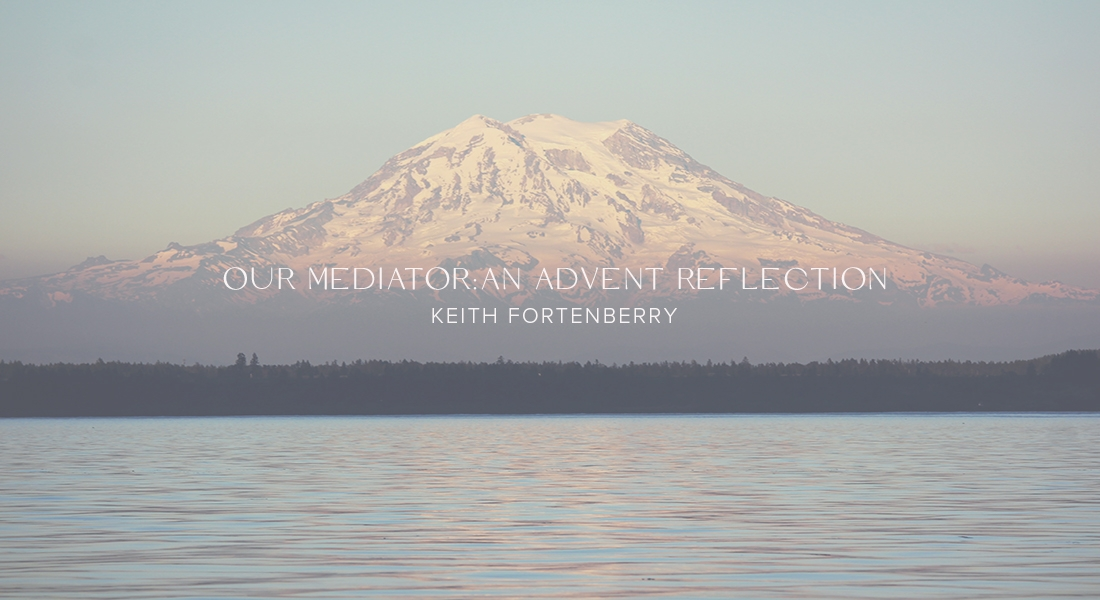 Our Mediator: An Advent Reflection