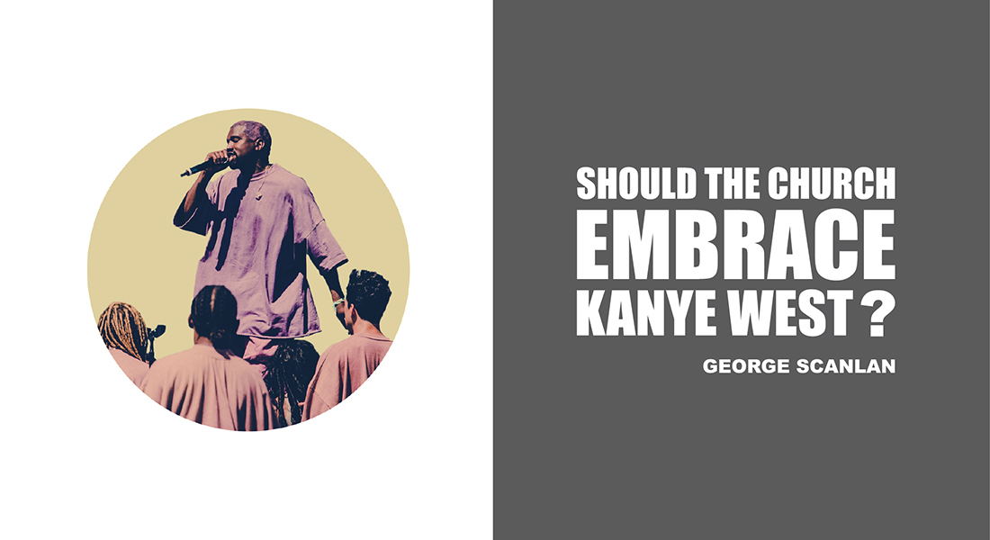 Should the Church Embrace Kanye West?