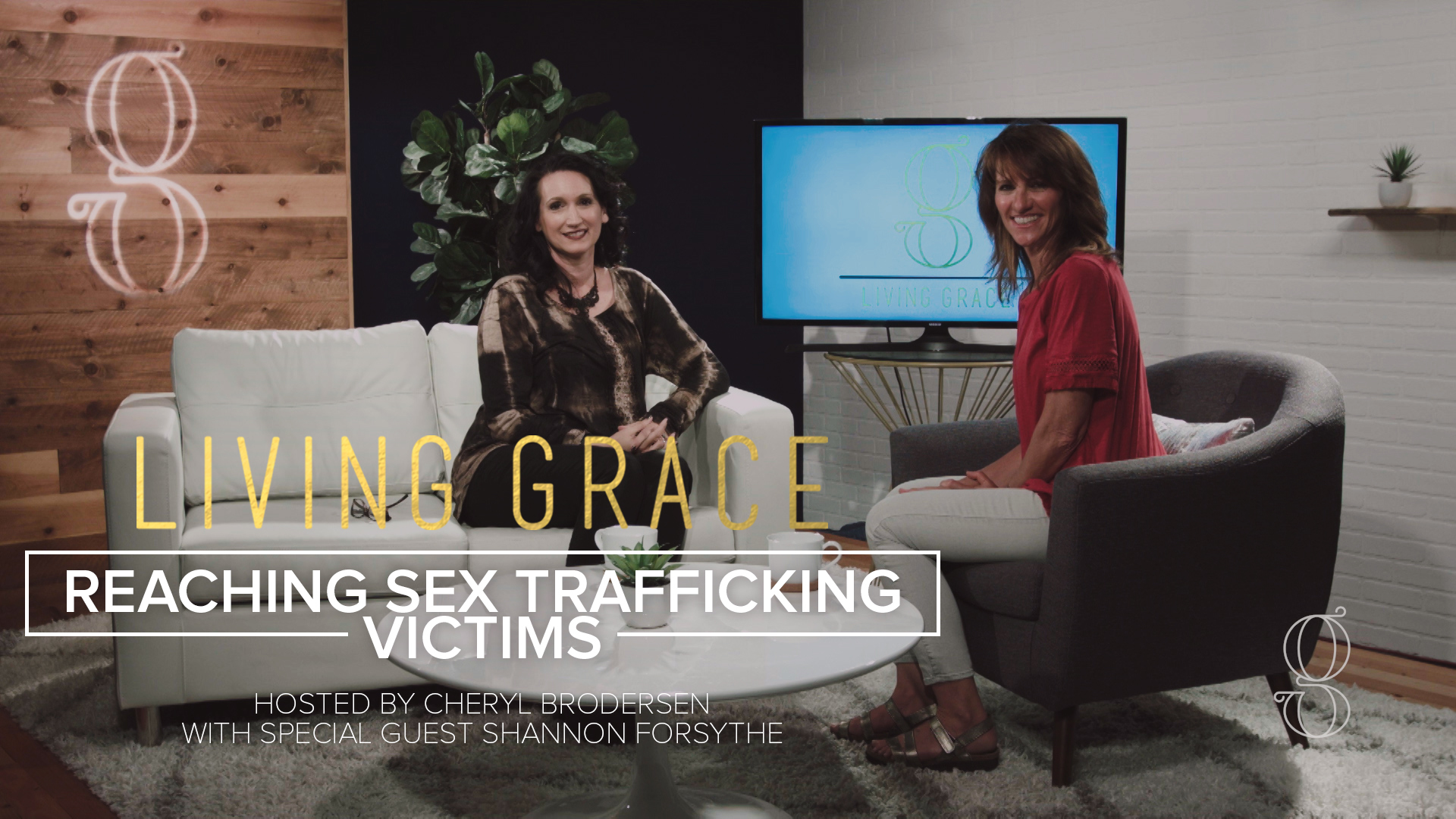Living Grace S3 E3: Reaching Sex Trafficking Victims