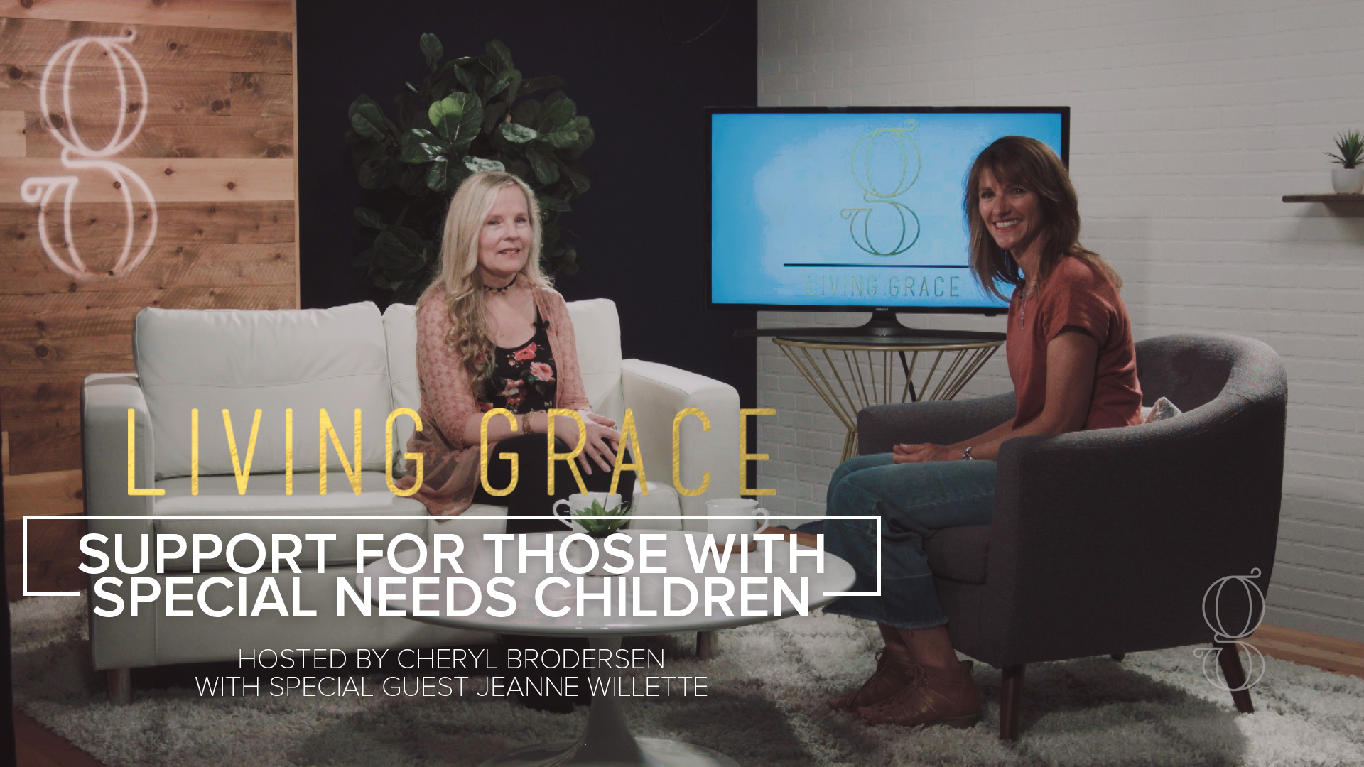 Living Grace S3 E5: Support for Those with Special Needs Children