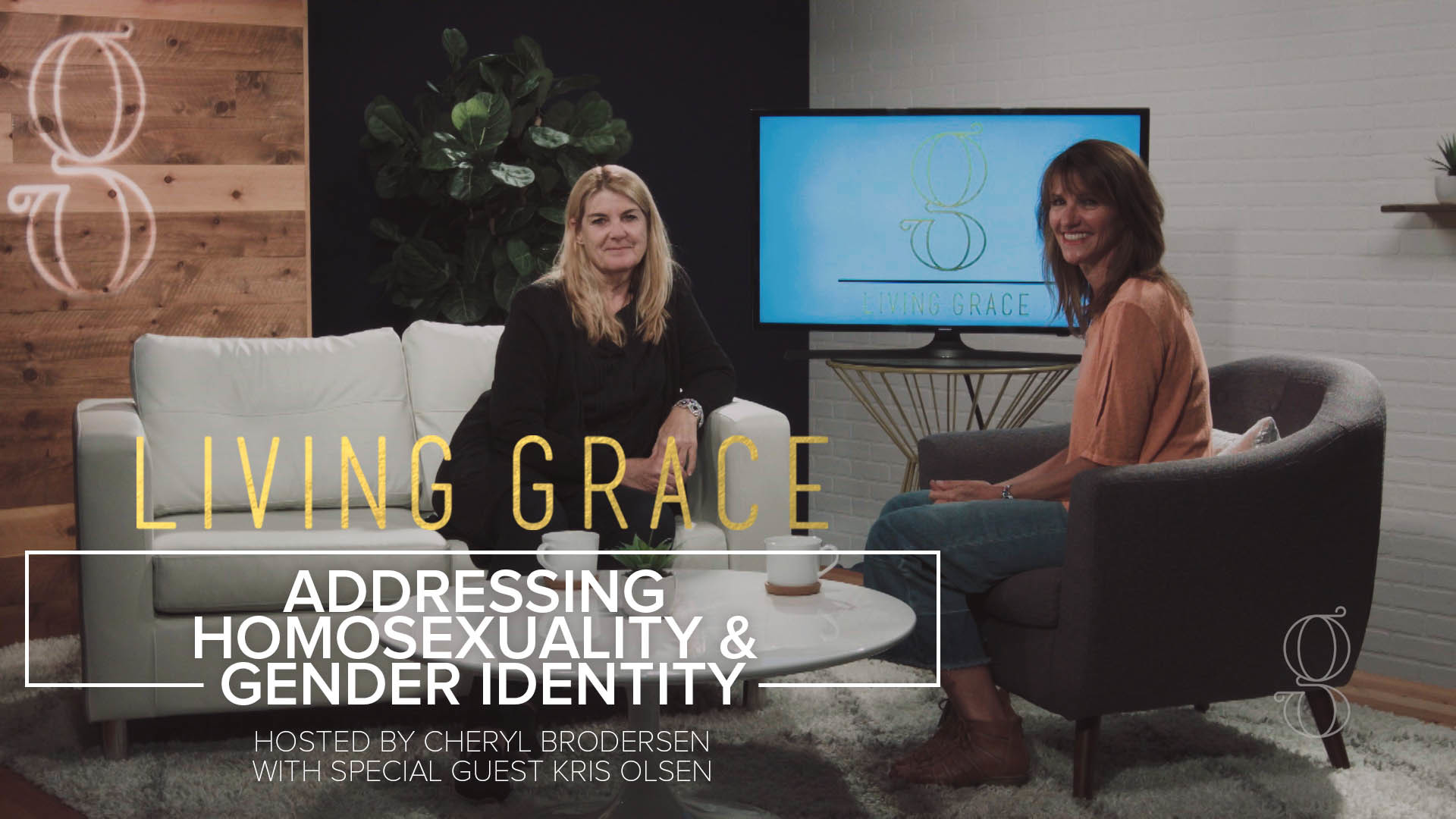 Living Grace S3 E6: Addressing Homosexuality & Gender Identity