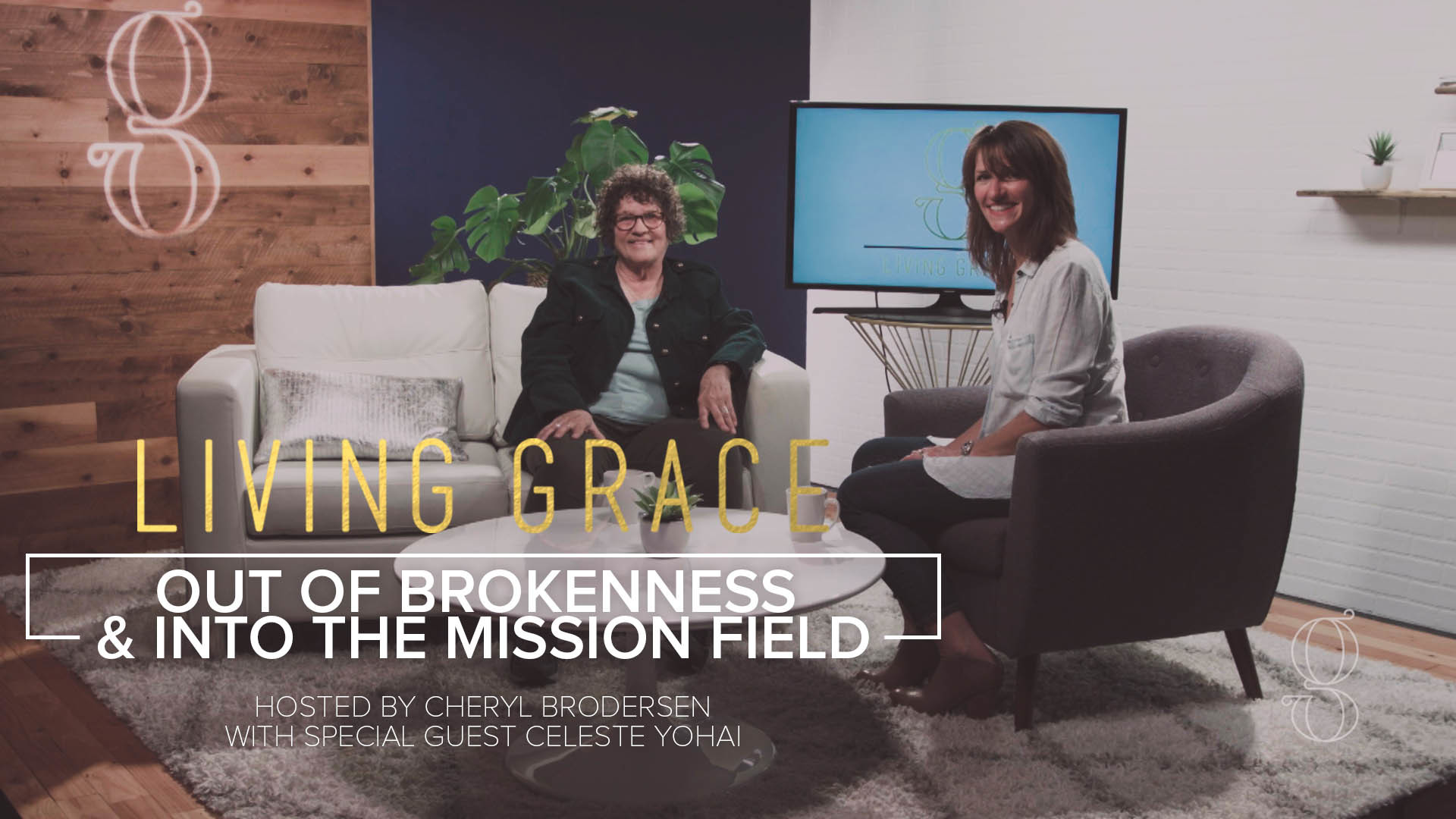 Living Grace S2 E5: Out of Brokenness & Into The Mission Field