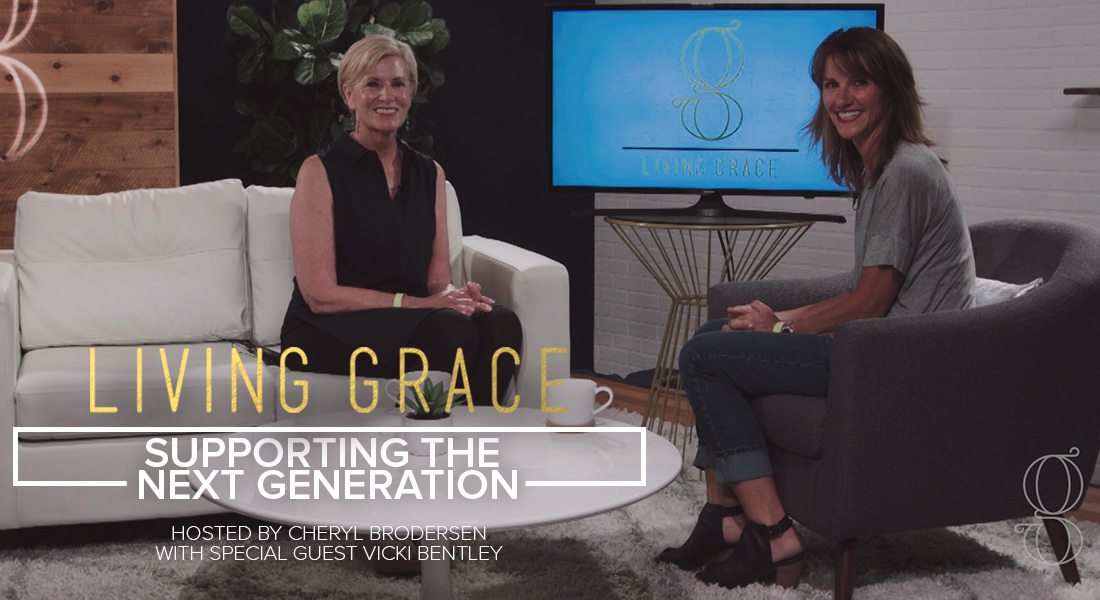Living Grace S3 E10: Supporting the Next Generation