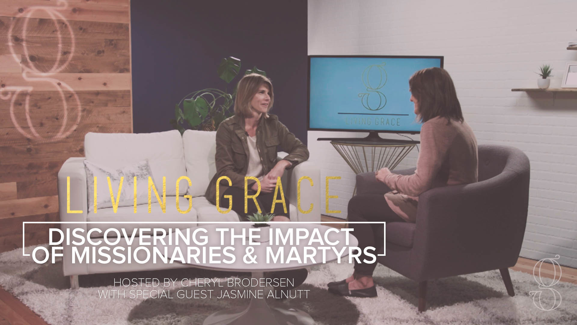 Living Grace S2 E3: Discovering the Impact of Missionaries and Martyrs