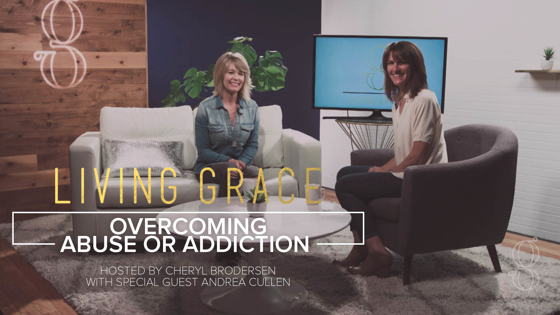 Living Grace S2 E6: Overcoming Abuse & Addiciton