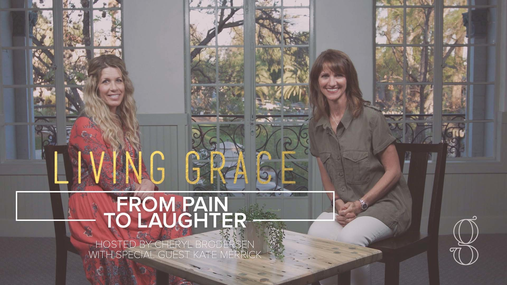 Living Grace S2 E8: From Pain to Laughter