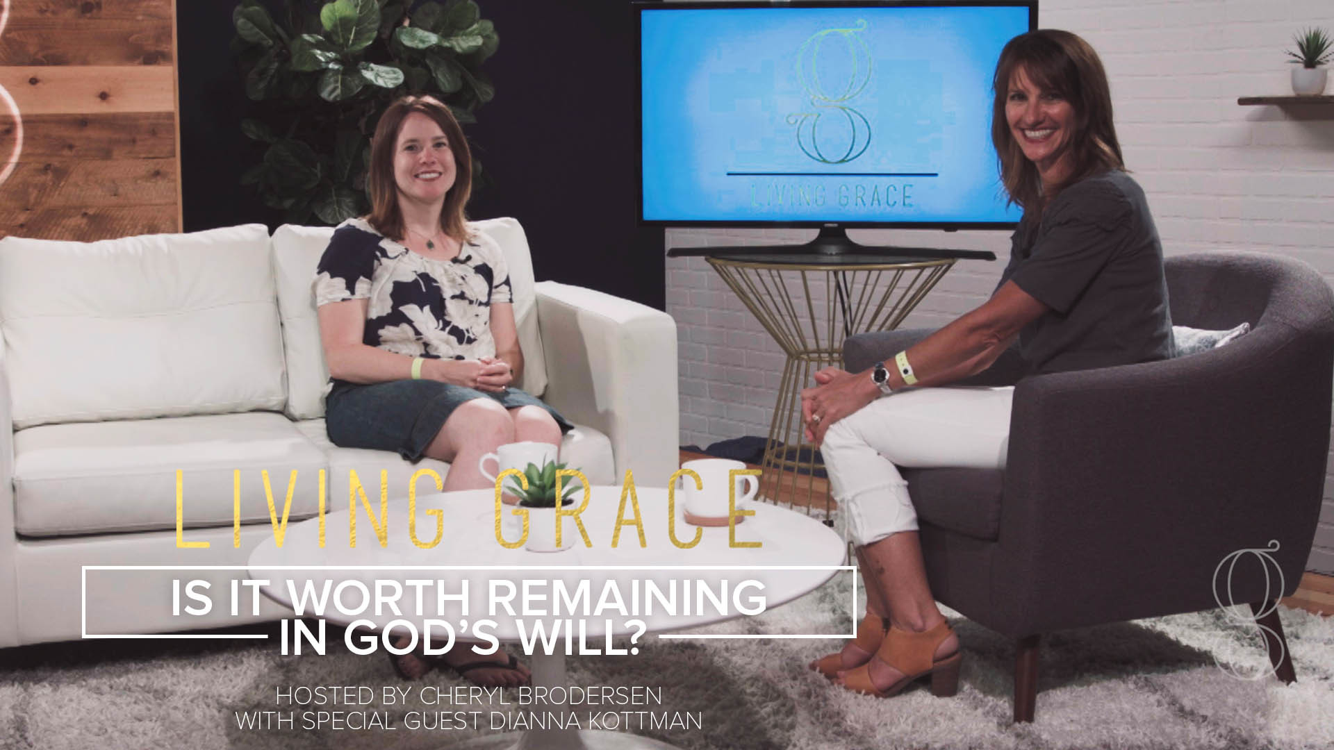 Living Grace S3 E8: Will You Answer God's Calling?