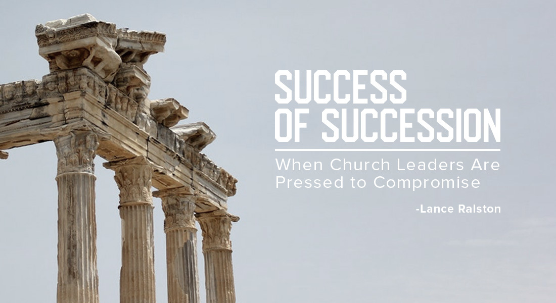 The Success of Succession: When Church Leaders Are Pressed to Compromise