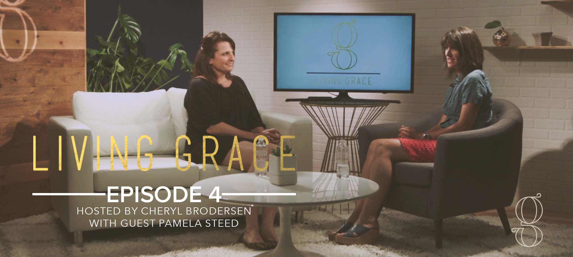 Living Grace Episode 4 - Interview with Pamela Steed