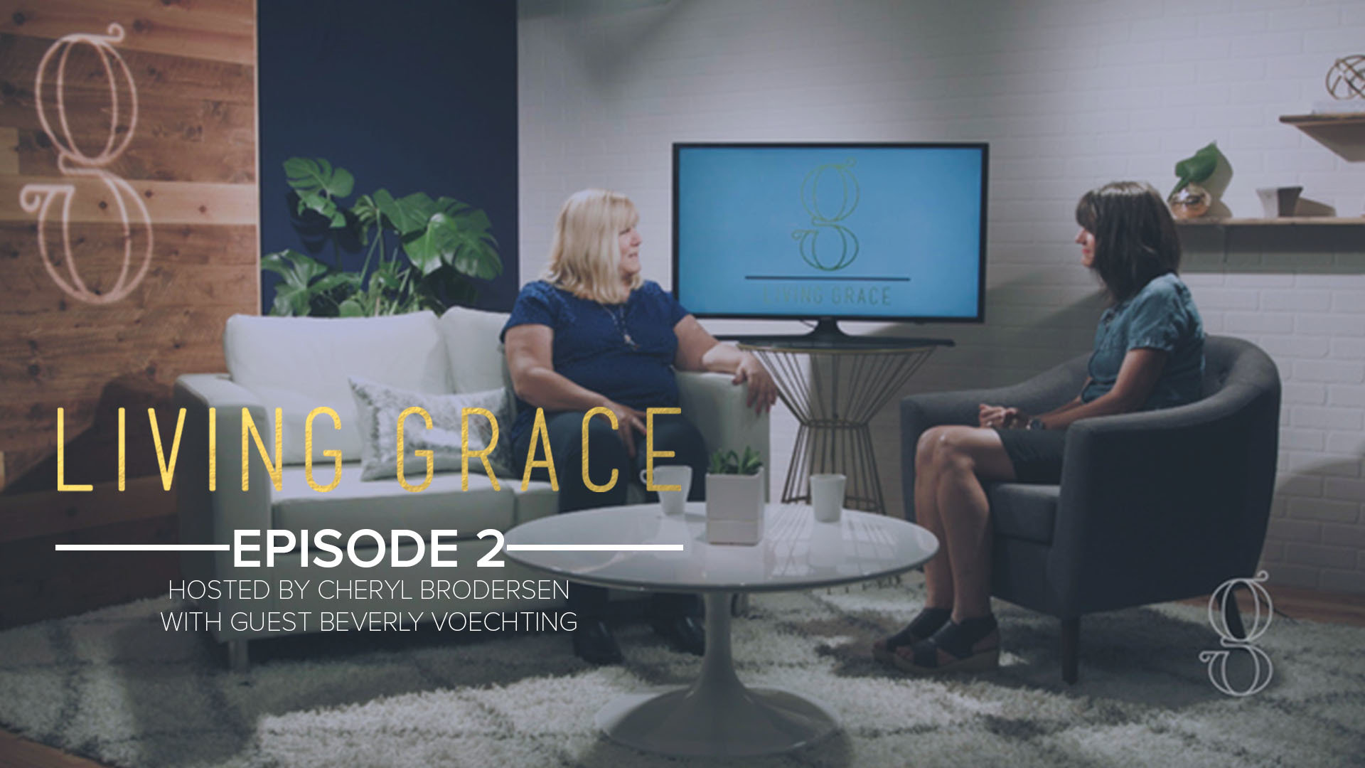 Living Grace Episode 3 - Interview with Beverly Voechting