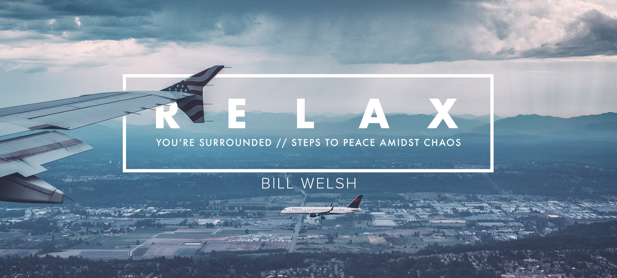 Relax! You're Surrounded - Steps to Peace Amidst Chaos