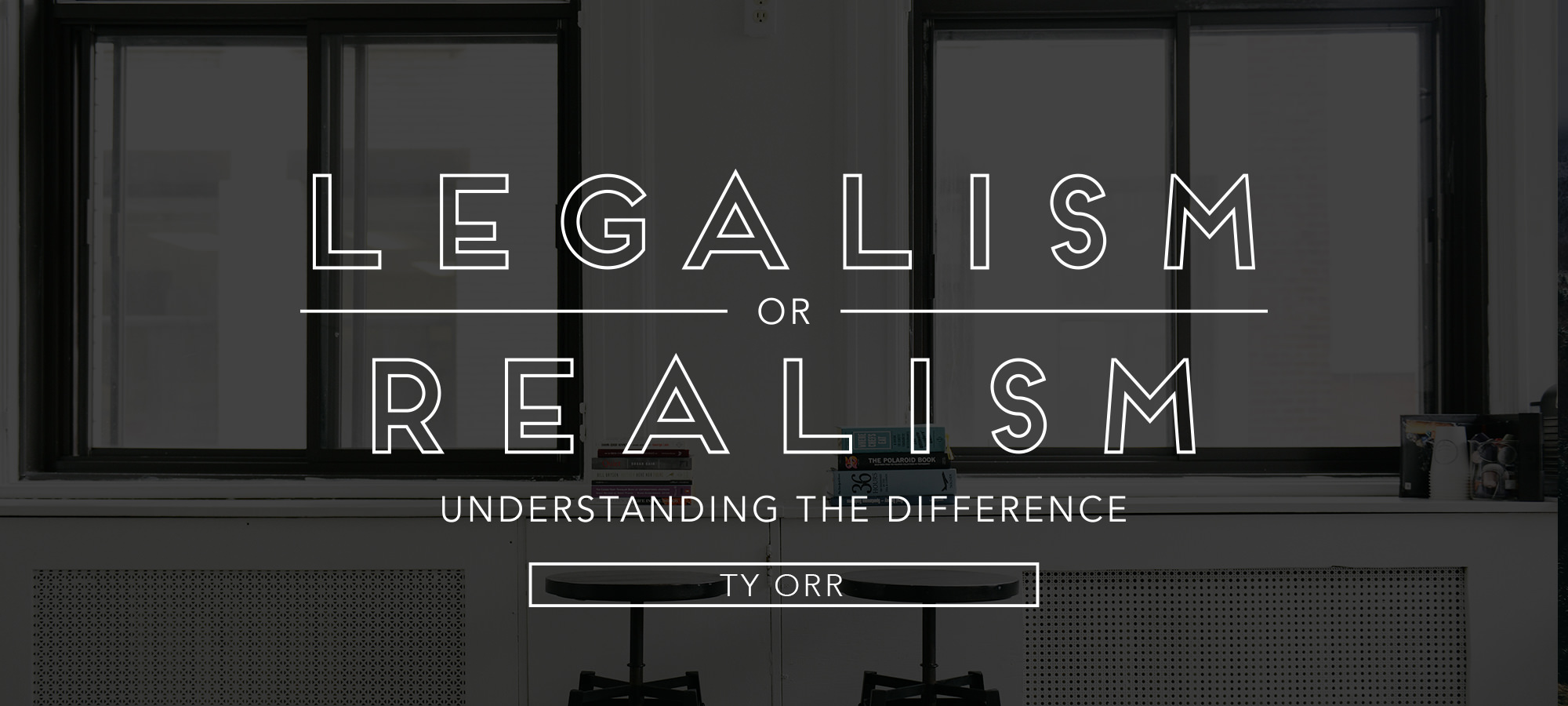 Legalism or Realism: Understanding the Difference