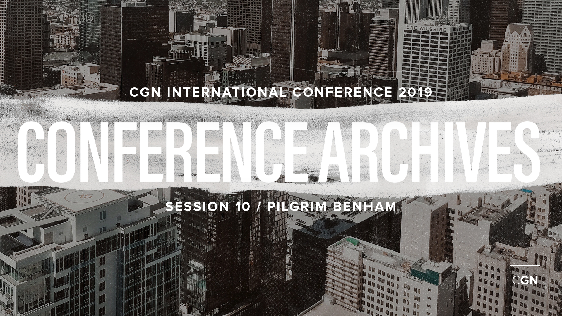 "Session #10: ""God-centered Versus Man-centered Commission"""