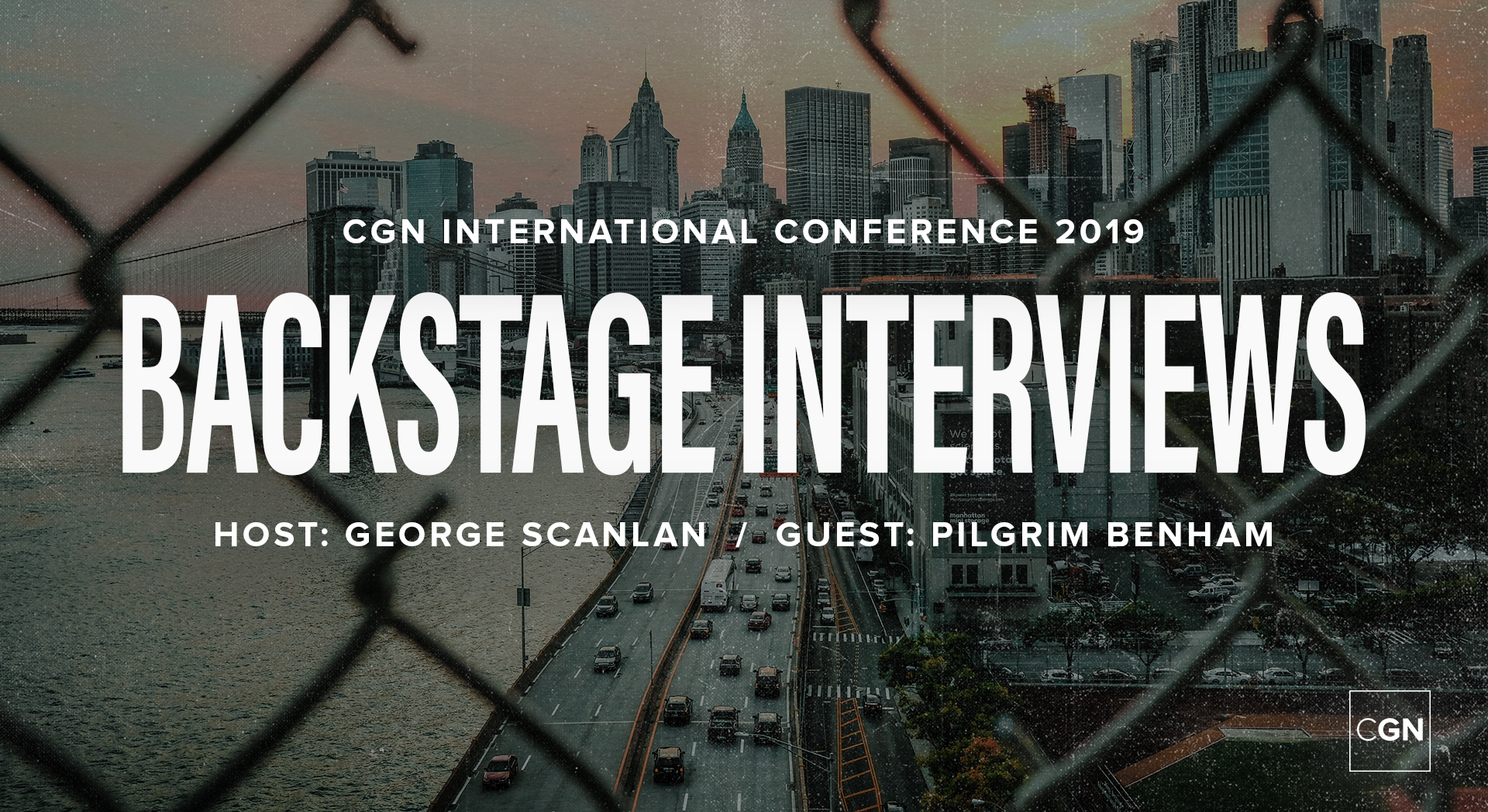 Backstage Interview - Pilgrim Benham