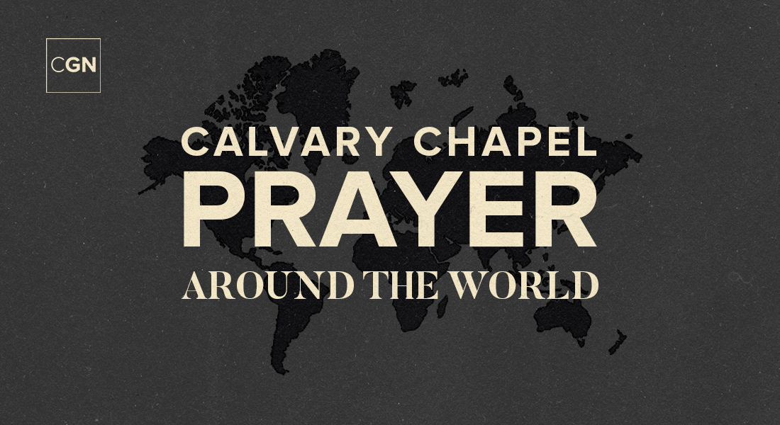 Prayer Around the World: 24 Hour Live Prayer