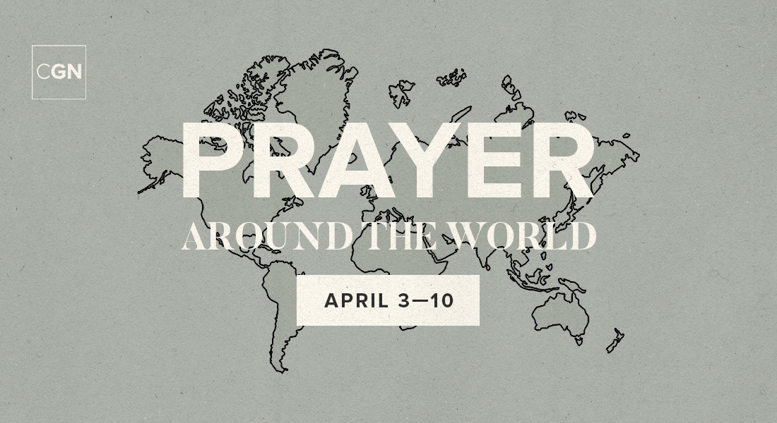 Prayer Around the World Live