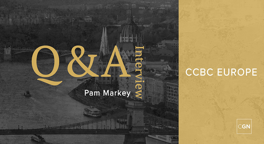 Q&A Interview with Pam Markey of CCBC Europe