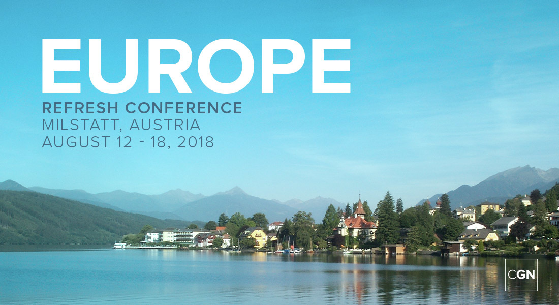 2018 Refresh Europe Conference