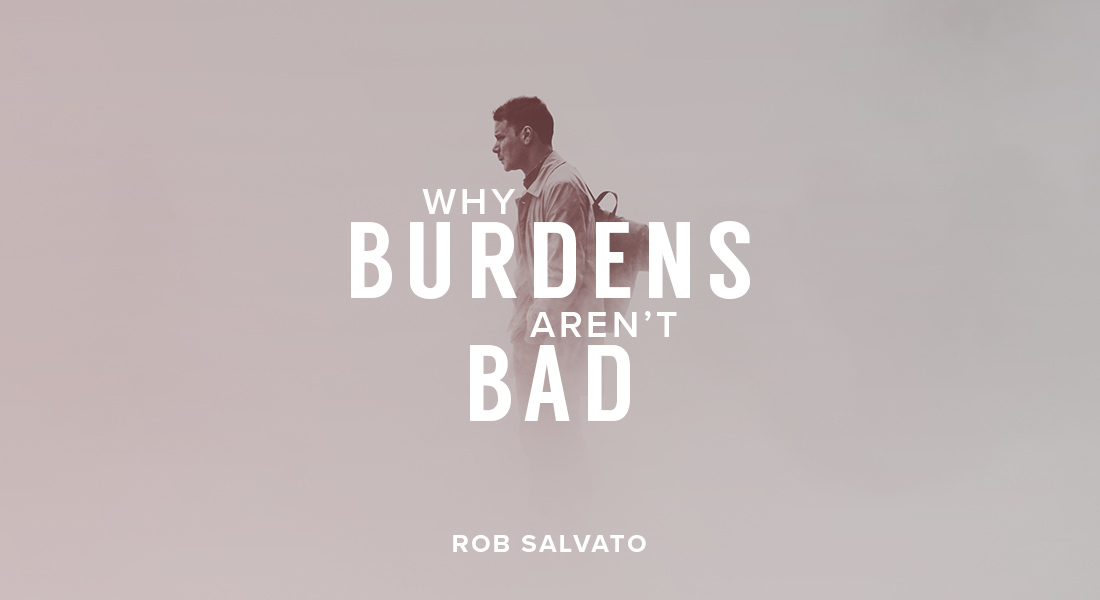 Why Burdens Aren't Bad
