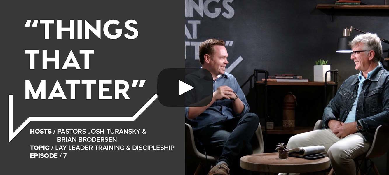 TTM Episode 7 - Lay Leader Training and Discipleship