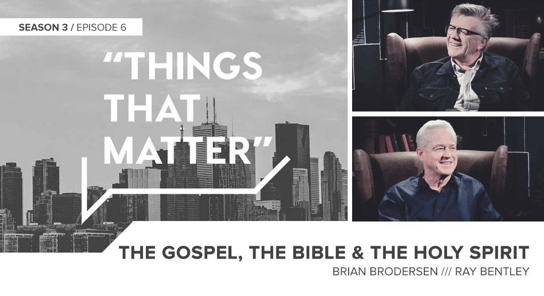 TTM S3E06: The Gospel, The Bible & the Holy Spirit